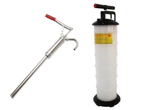 Vloeistofpomp en vatenpomp