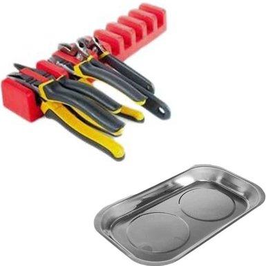Magnetische bak en  gereedschapshouder