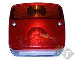 achterlicht, achterlamp, achterlicht vierkant, aanhangerverlichting, aanhangerlamp, aanhanger, aanhangerverlichting
