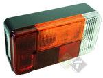 radex 5001S rechts, aanhangerverlichting, aanhangwagenverlichting, verlichting, trailerverlichting, lamp