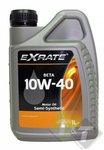 motorolie 10W40, motorolie, motor olie, semi-synthetische olie