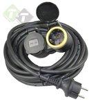 Verlengsnoer, Verlengsnoeren, Verleng snoer, Verleng snoeren, Verlengkabel, Verleng kabel, Stroomkabel, Stroom kabel, Contraste