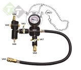 radiator tester, radiatortester, koelsysteemtester, druktester, vacuum tester, vacuumtester, koelsysteem tester, koel systeem t