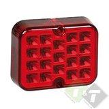 LED mistachterlicht, 12 Volt, 100mm x 80mm x 25mm montage ...