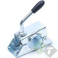 Neuswielklem, buisdiameter van 48mm, steunpootklem, pootklem