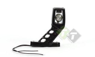 Breedtelamp, Contourverlichting LED, Pendellamp, Haaks middel LINKS, WAS