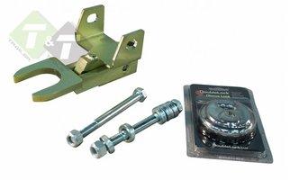 Fixed Lock, slot, sloten C, 305mm x 120mm x 120mm