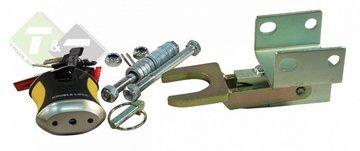 Aanhangerslot, disselslot, Fixed Lock, slot, sloten B SCM, 305mm x 120mm x 120mm
