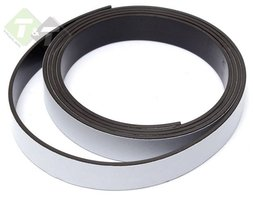 Magneetband, Magnetische tape, Magneet tape 2 delig, Benson