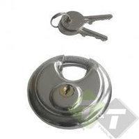 Discusslot, afmeting van 70mm, inc. 2 sleutels
