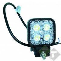 12 Watt, LED Werklamp, LED lamp