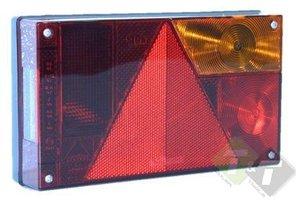 Achterlicht Multipoint 1 rechts, 135mm x 240mm, Aspöck