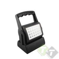 Werklamp Benson, 24 LED, werk lamp op batterij, looplamp