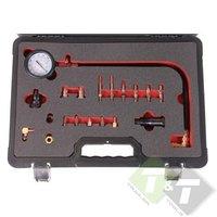 Diesel compressie meter, drukmeter 20 delig, 0 tot 70 bar bereik