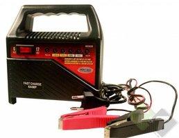 Acculader, batterijlader 6V of 12V accu´s