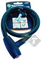 Kabelslot, Fietslsot, staalkabelslot, motorslot, 800mm lang