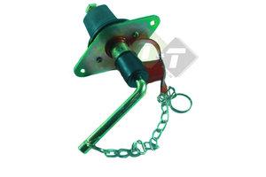 Hoofd-stroom-schakelaar, accu schakelaar, 1000 Ampere+ketting