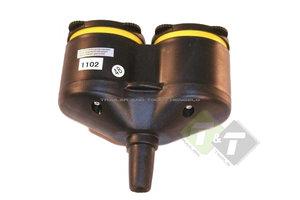 Splitter 2-weg, 220 Volt, max. 3680 Watt