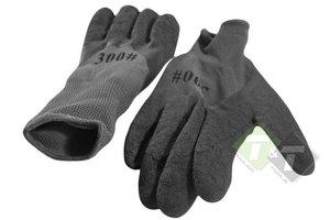 Werkhandschoen grijs, PU Flex