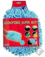 Microvezel handschoen, voor snel en makkelijk schoonmaken