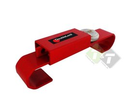 Container Lock JUNIOR RED, slot, sloten, 350mm x 60mm x 97mm