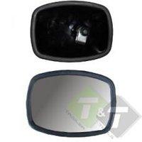 Spiegelkop universeel, 190mm x 140mm