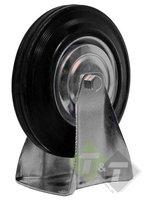 Bokwiel 100 millimeter, zwenkwielen, draagvermogen van ca. 50KG per wiel