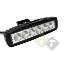 Werklamp LED, 18 Watt, Ledlamp