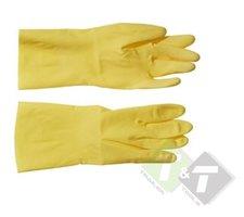 Latex handschoen, Werkhandschoen set, 2 delig