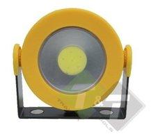 Werklamp COB + Magneet, Bouwlamp, Ledlamp