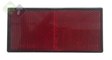 Reflector Rood, 105mm x 50mm, E3 keurmerk