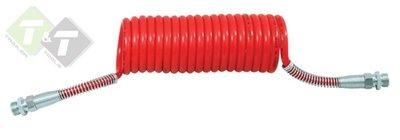 spiraalslang, luchtslang, pneumatische slang, slang, lucht slang, spiraal slang