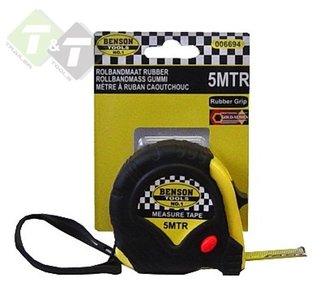 Rolmaat, Rolbandmaat, Rubber, 7,5 meter, Trailer & Tools heeft een ruim assortiment automotive gereedschap en gereedschap v