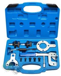 Diesel timingset, Locking Set Twin Camshaft, Ketting aangedreven motoren, Ford, Fiat, Suzuki, Opel. autogereedschappen
