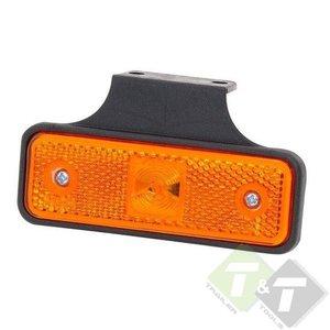 aanhanger verlichting, breedte lamp, breedtelamp, contour lamp, contourlamp, markeringslamp, zij lamp, zij verlichting, zijlamp