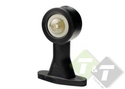 contourverlichting, breedte lamp, positie verlichting