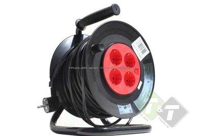 stroomhaspel, kabelhaspel, stroom haspel, kabel haspel, haspel, verlengkabel, verleng kabel