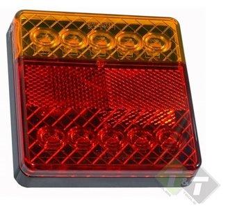 Achterlicht LED, aanhanger verlichting, ledlampen - Trailer and ...