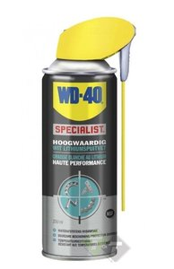 WD-40, WD40, WD 40, Multispuit, Multispray, Smeermiddel, Wit spuitvet, Spuit vet, Lithiumspuitvet