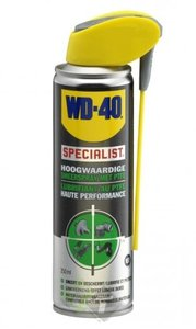 WD-40, WD40, WD 40, Multispuit, Multispray, Smeermiddel, Smeer spray, PTFE