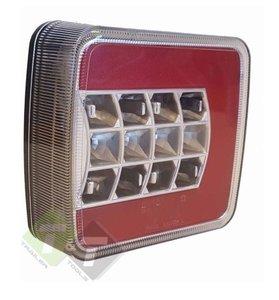 Achterlicht, Achter licht, Achterverlichting, Aanhangerverlichting, Achterlamp, Achter lamp, Ledlamp, Led lamp