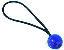elastiek met bal, elastiek, elastieken, aanhangerelastiek