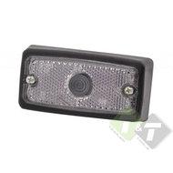 breedte lamp, breedtelamp, contour verlichting, contourverlichting, markerings lamp, markeringslamp, zij lamp, zij verlichting,