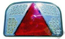 ledlamp, ledverlichting, aanhangerverlichting, trailerlamp, achterlamp, achterverlichting