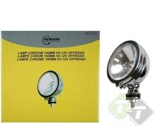 chroom werklamp, werklamp, off road lamp, schijnwerper