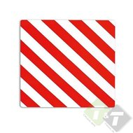 lange lading bord, lange ladingbord, langeladingbord, markerings bord, markeringsbord, reflectie bord, reflectiebord