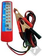 accutester klein model, accutester, batterijtester, batterij tester, accu tester, accu testapparaat