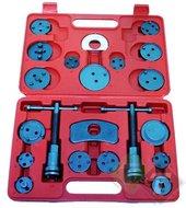 remterugdraaiset, remterugdraai blok, remcilinder terugdraaier, terugdraaier remzuiger, rem terugdraai gereedschap