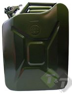 jerrycan 10 liter staal, jerrycan, jerrycans, kanister, jerry can, opslag kan